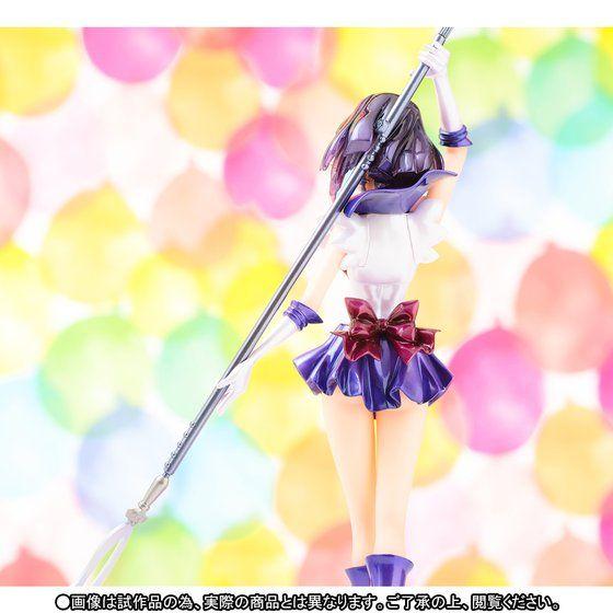 フィギュアーツZERO セーラーサターン -美少女戦士セーラームーンCrystal-