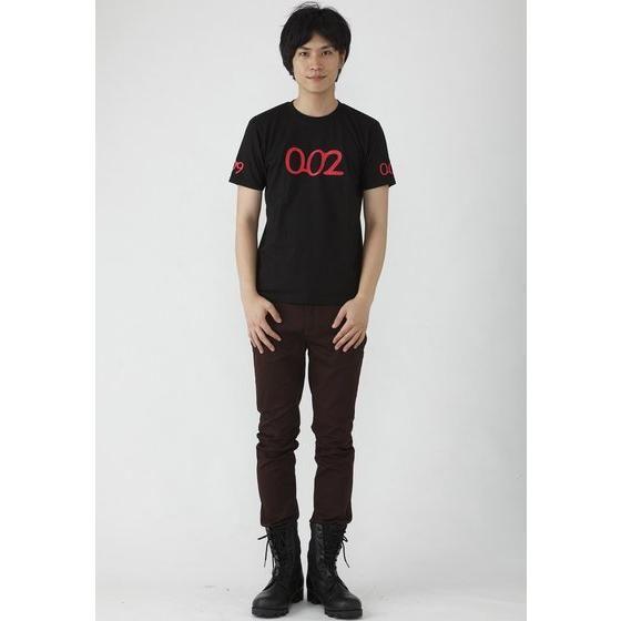仮面ライダードライブ 仮面ライダーハートTシャツ(ブラック)