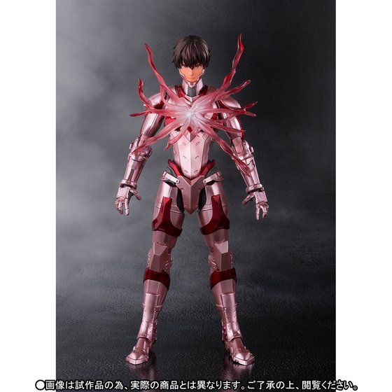 ULTRA-ACT × S.H.Figuarts ULTRAMAN リミッター解除Ver.