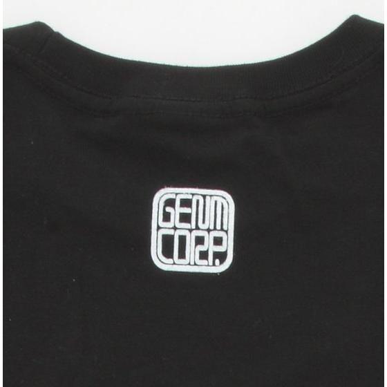 仮面ライダーエグゼイド 幻夢コーポレーションTシャツ GDロゴ柄