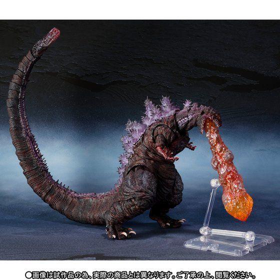 【抽選販売】S.H.MonsterArts ゴジラ(2016)第4形態覚醒Ver.【3次:2017年9月発送】