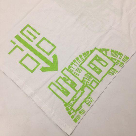 ゼーガペイン GO TO 8.31 Tシャツ