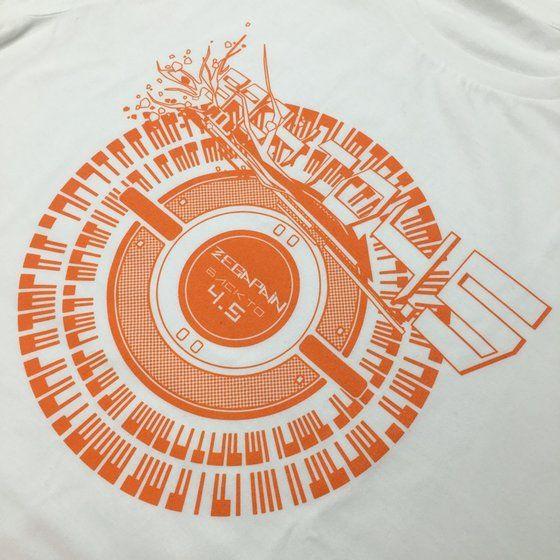 ゼーガペイン BACK TO 4.5 Tシャツ