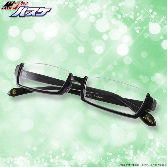 黒子のバスケ×メゾン鯖江 緑間真太郎のメガネ