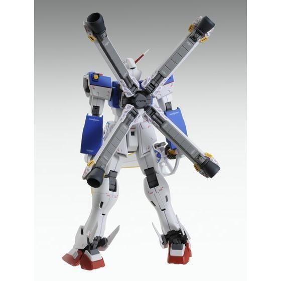 MG 1/100 クロスボーンガンダムX3 Ver.Ka 【再販】