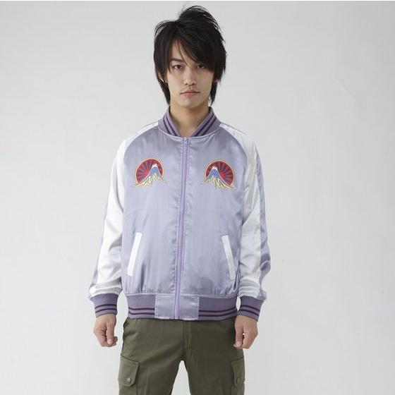 TIGER & BUNNY イワンのスカジャン風ジャケット(TV版)
