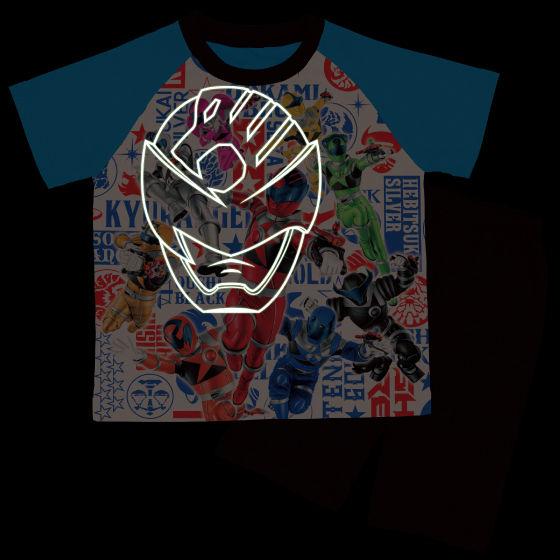 宇宙戦隊キュウレンジャー 勇気がでる!光るパジャマ