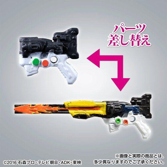 フルアクションフィギュアSAGA エグゼイドライダーズ【2次:2017年7月発送】