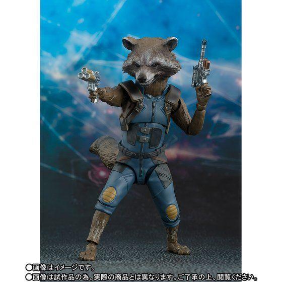 S.H.Figuarts ロケット&ベビー・グルート(ガーディアンズ・オブ・ギャラクシー:リミックス)