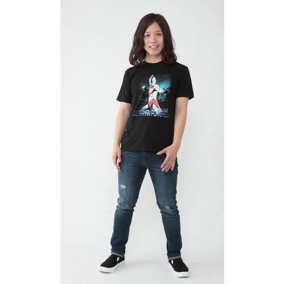 ウルトラマンパワード Tシャツ