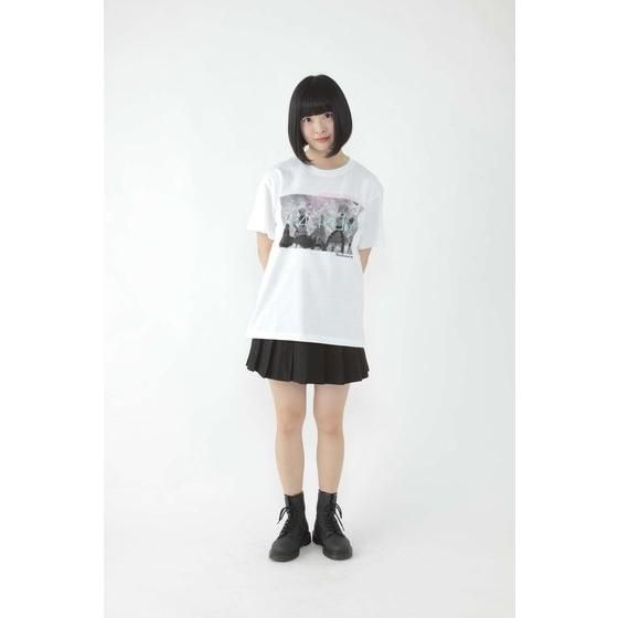 Musikleidung ワルキューレ×HTML03 Tシャツ