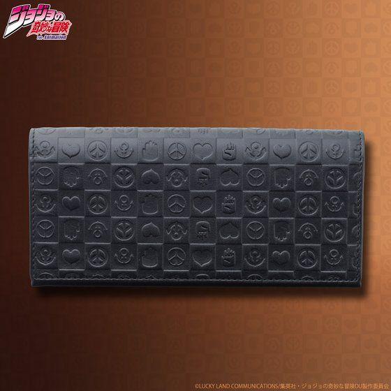 プレミアムバンダイ新着!JOJO's wallet series レザーウォレット(長財布) 新作グッズ情報