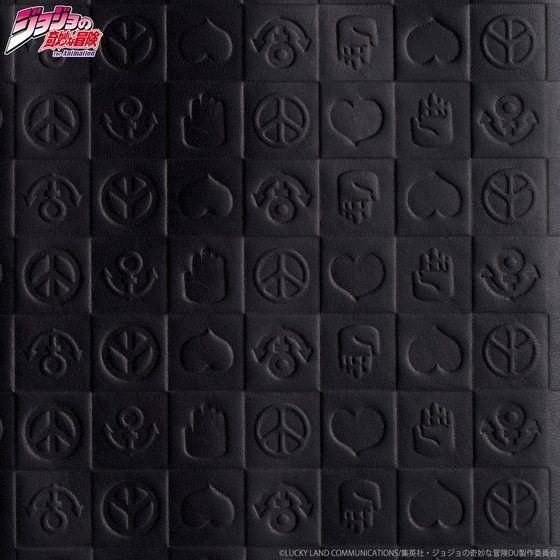 JOJO's wallet series レザーウォレット(長財布)