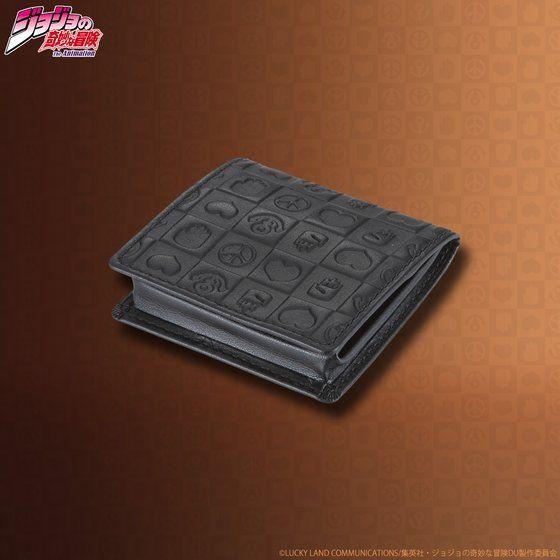 JOJO's wallet series レザーコインケース
