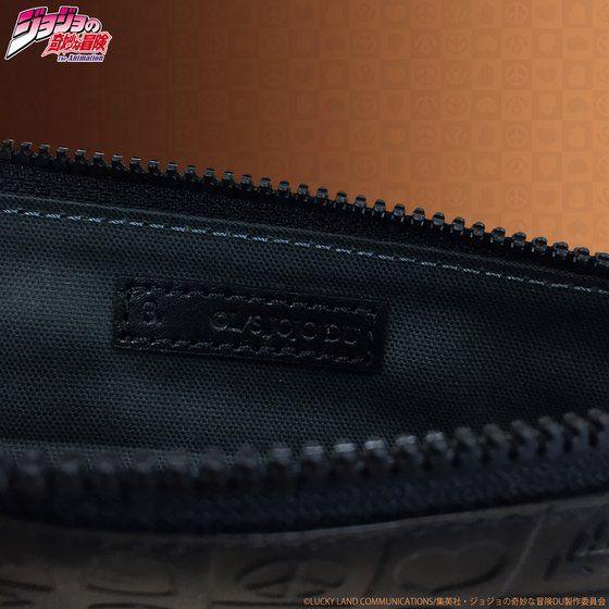 JOJO's wallet series レザーペンケース