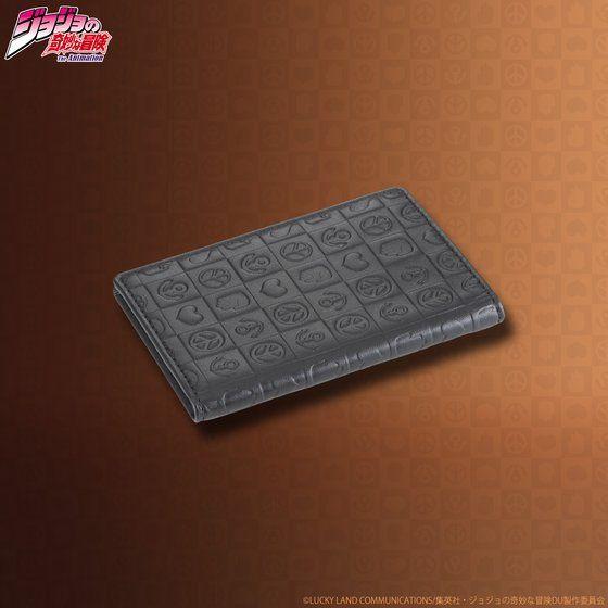 JOJO's wallet series レザーパスケース