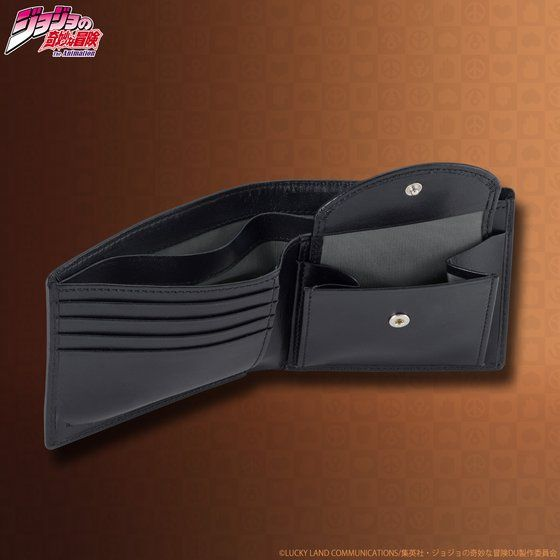 JOJO's wallet series レザーウォレット(ハーフ)