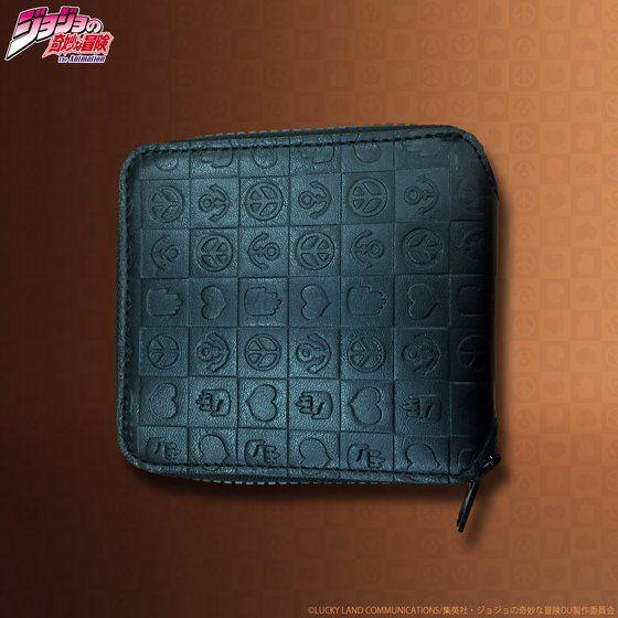 JOJO's wallet series レザーウォレット(ラウンドハーフ)