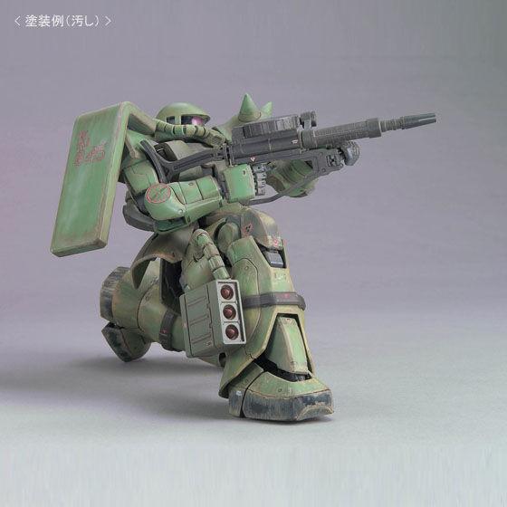 MG 1/100 MS-06J ザクII(重力戦線イメージカラーVer.)【再販】