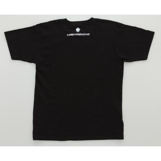 仮面ライダーエグゼイド  ネオン柄風Tシャツ