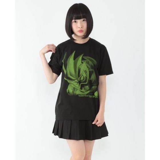 仮面ライダーエグゼイド パネル風Tシャツ