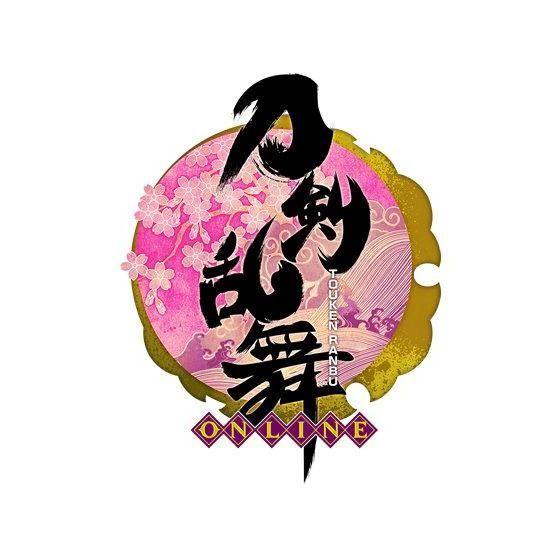【mini】刀剣乱舞-ONLINE- 刀剣花鳥メタルチャーム3