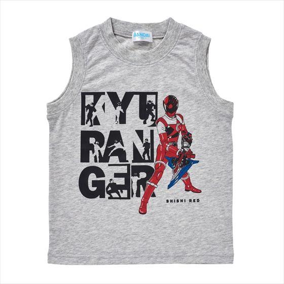 宇宙戦隊キュウレンジャー Tシャツセレクションノースリーブ  3TONE柄C