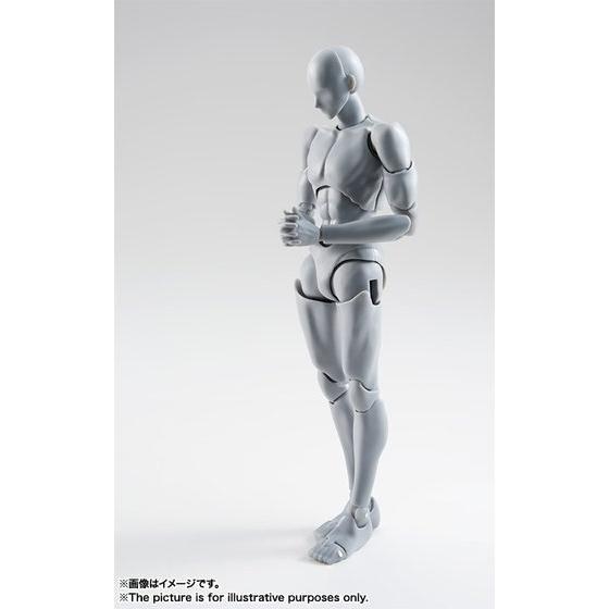 S.H.Figuarts ボディくん -宝井理人- Edition DX SET (Gray Color Ver.)