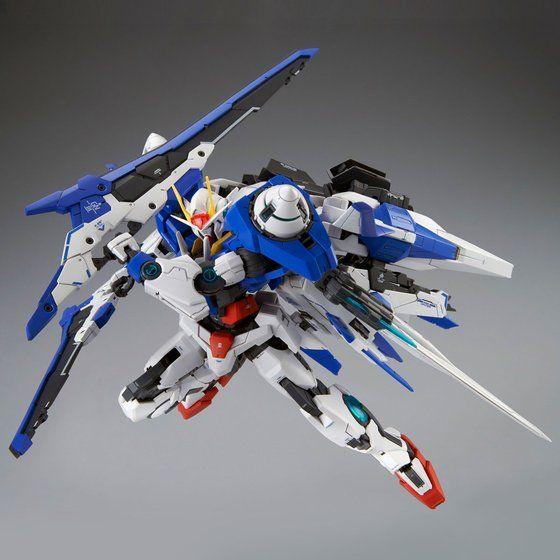 MG 1/100 ダブルオーザンライザー