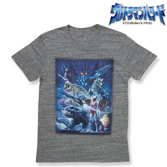 ウルトラマンパワード 生頼範義 イラストTシャツ