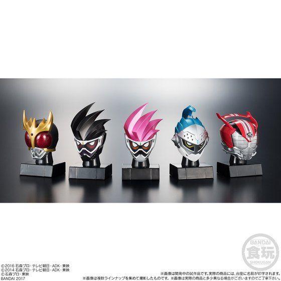 仮面ライダー 仮面之世界(マスカーワールド)3(10個入)