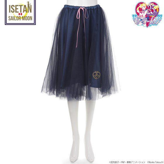 【BURNEDESTROSEコラボ】美少女戦士セーラームーン チュールスカート