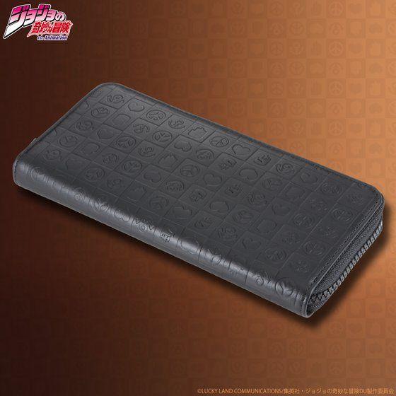 JOJO's wallet series レザーウォレット(ラウンド財布)【2017年9月発送分】