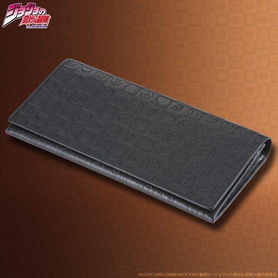 JOJO's wallet series レザーウォレット(長財布) 【2017年9月発送分】