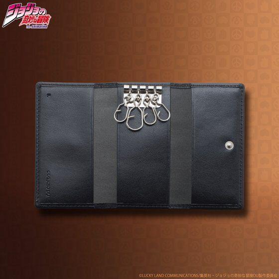 JOJO's wallet series レザーキーケース【2017年9月発送分】
