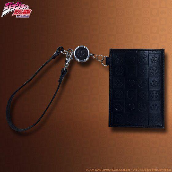 JOJO's wallet series リール付レザーパスケース【2017年9月発送分】