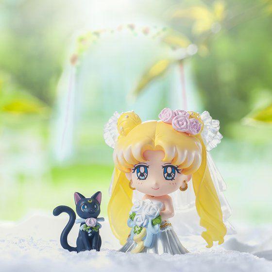ぷちきゃら! 美少女戦士セーラームーン Happy Wedding