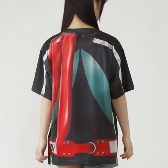 仮面ライダー1号 なりきりデザインTシャツ
