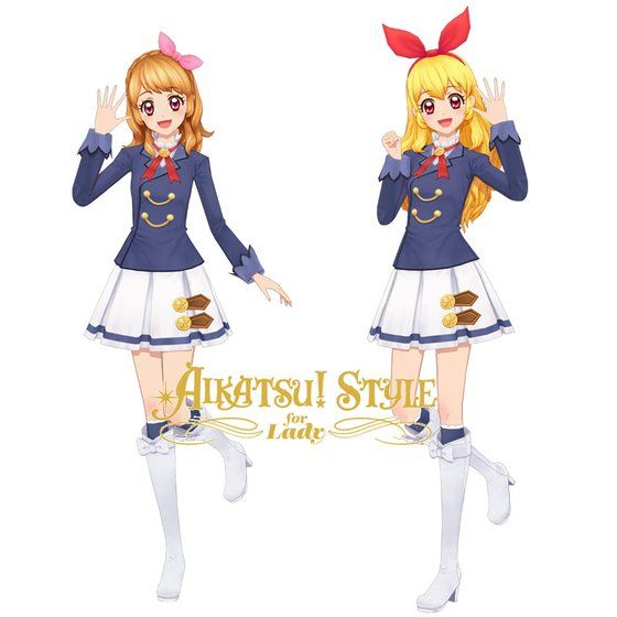 AIKATSU!STYLE for Lady  スターライトデザイントート2