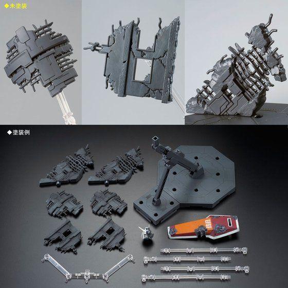 MG 1/100 フルアーマー・ガンダム(GUNDAM THUNDERBOLT版) ラストセッションVer.