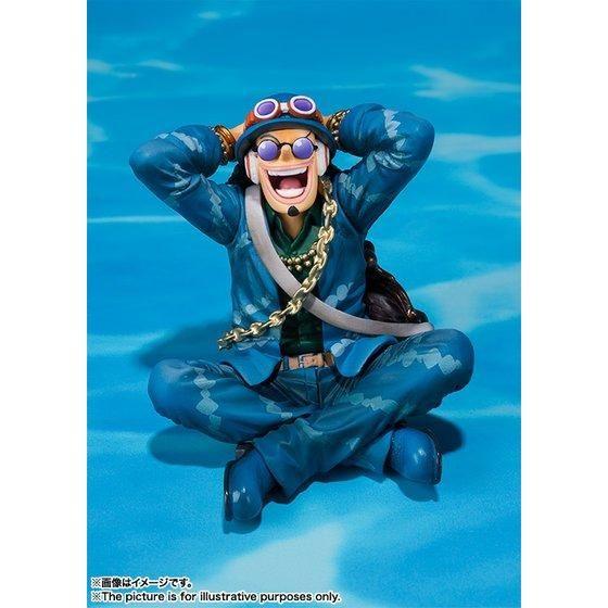 フィギュアーツZERO ウソップ -ONE PIECE 20周年 ver.-