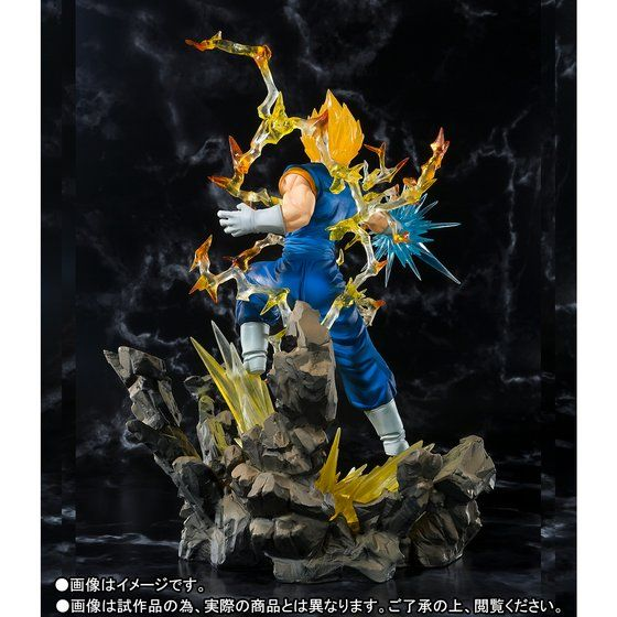 フィギュアーツZERO スーパーサイヤ人ベジット