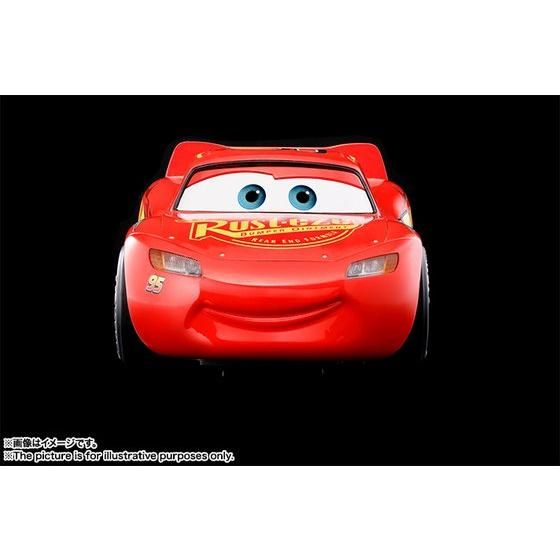 超合金 Cars LIGHTNING McQUEEN