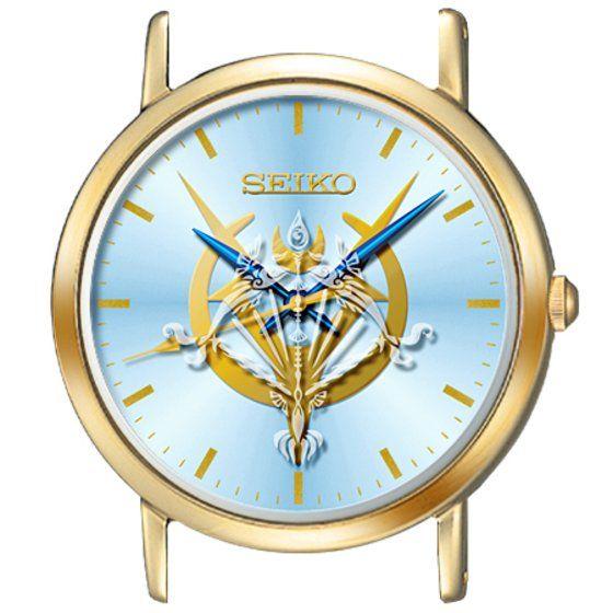 テイルズ オブ ゼスティリア ザ クロス SEIKOコラボ時計 スレイ&ミクリオ 水神依