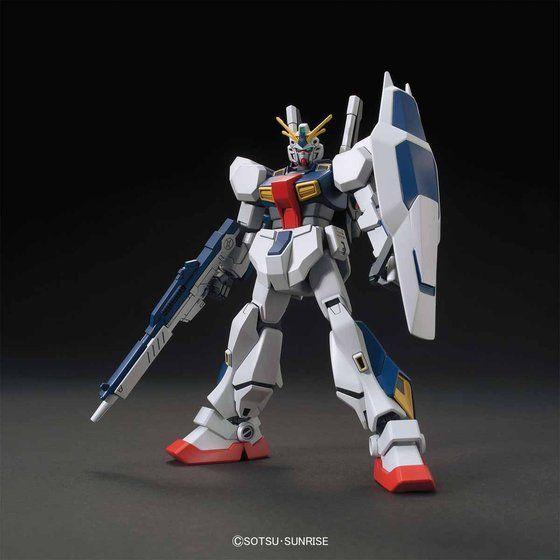 HG 1/144 ガンダムAN-01 トリスタン