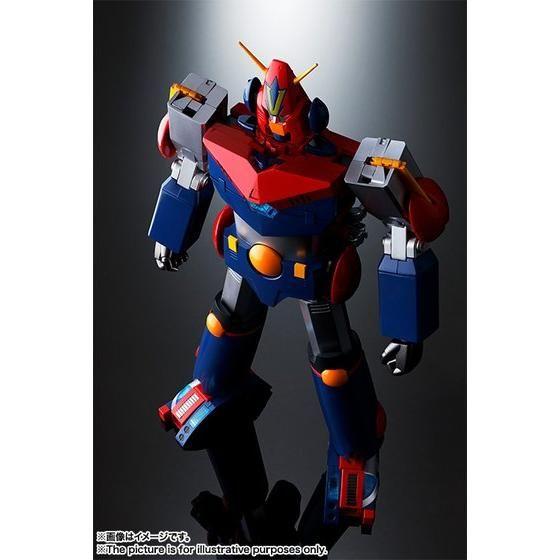 DX超合金魂 超電磁ロボ コン・バトラーV