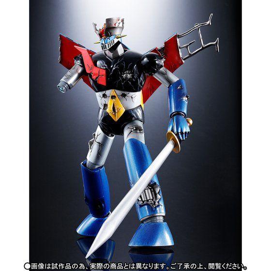 超合金魂 GX-70D マジンガーZ D.C.ダメージver.