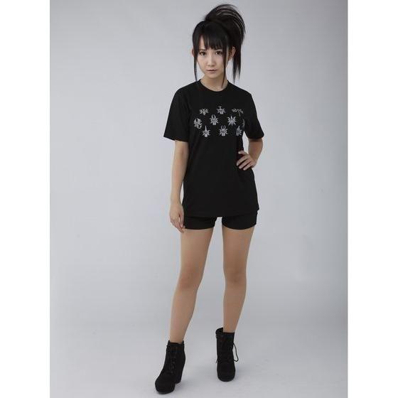 仮面ライダーカブト ライダーマークTシャツ