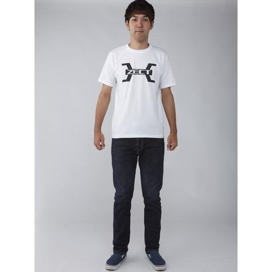 仮面ライダーカブト ZECT(ゼクト)Tシャツ