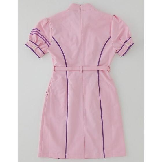 仮面ライダーエグゼイド 仮野明日那 聖都大学附属病院 ワンピース白衣(病院マスコット付き) ピンク